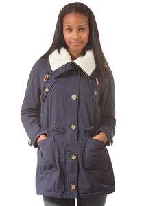 EZEKIEL Nelson - Mantel für Damen - Blau