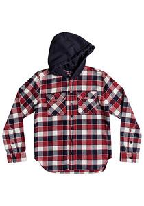 DC Runnels L/S - Hemd für Jungs - Karo