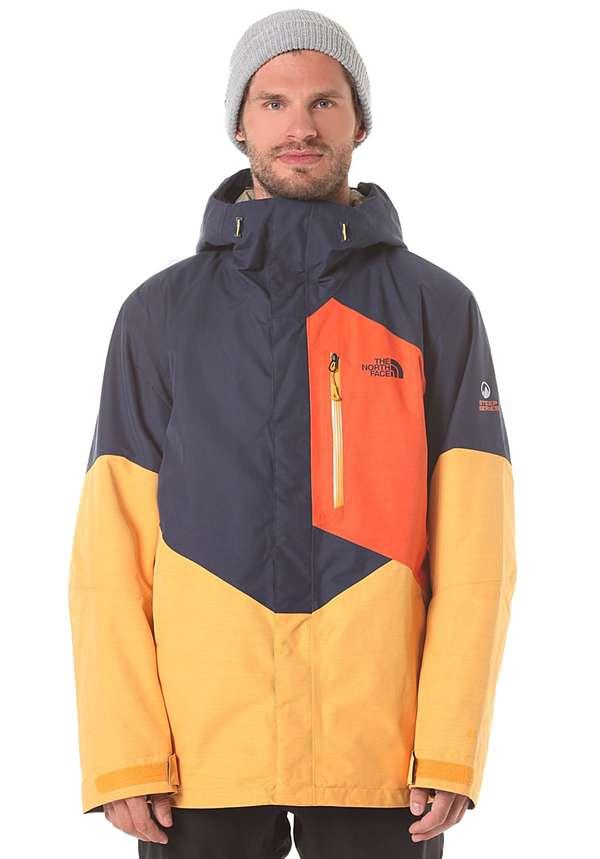 THE NORTH FACE NFZ Insulated - Snowboardjacke für Herren - Mehrfarbig