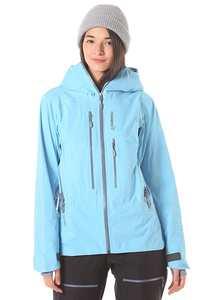 NORRÖNA Lyngen Driflex 3 - Snowboardjacke für Damen - Blau