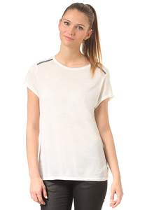 Rich & Royal 45q472 - T-Shirt für Damen - Weiß