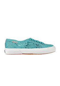 SUPERGA 2750 Macramew - Sneaker für Damen - Grün
