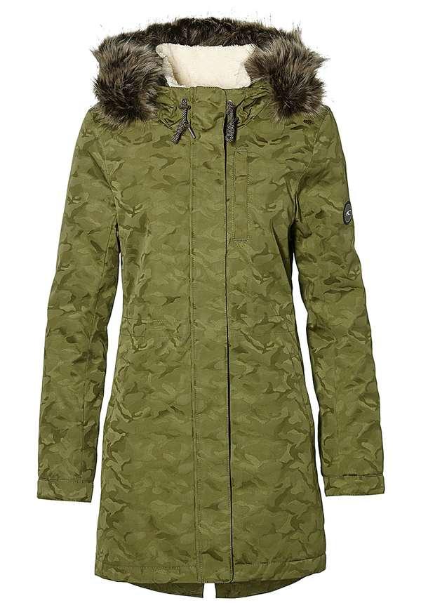 O´Neill Frontier - Funktionsjacke für Damen - Grün