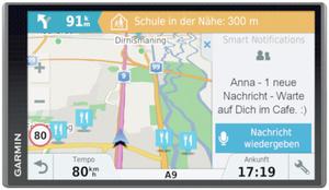 Garmin DriveSmart 61 LMT-S EU lebensl. Kartenupdates