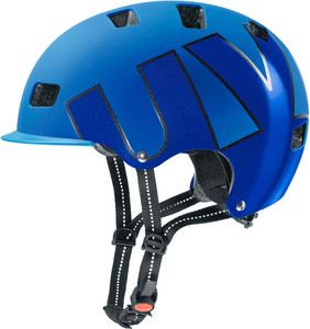 UVEX Helmet 5 Bike Pro blue matt Kopfumfang 55-58cm