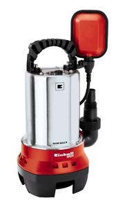 Einhell Schmutzwasserpumpe GH-DP 6315 N, Leistung 630 Watt, Fördermenge 17000 l/h, 4170491