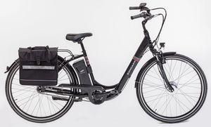 Zuendapp Green 3.0 Mit Packtasche Und 2. Akku E-Bike Alu-City 26 36 V 10,4 Ah