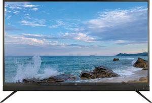 JTC 4K Ultra HD LED 108 cm (42,5 Zoll) ATLANTIS SOUND 4.3N UHD Smart TV mit integrierter Soundbar