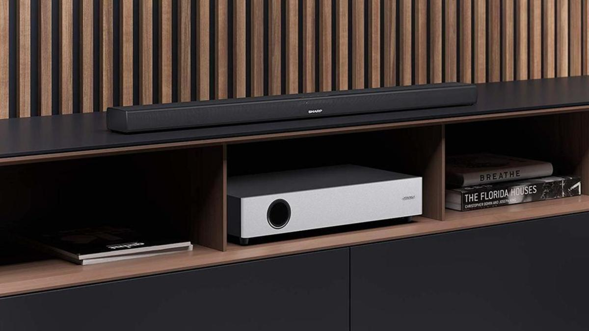 Bild 5 von Sharp HT-SBW160 Bluetooth Soundbar 360 W, Wireless Subwoofer