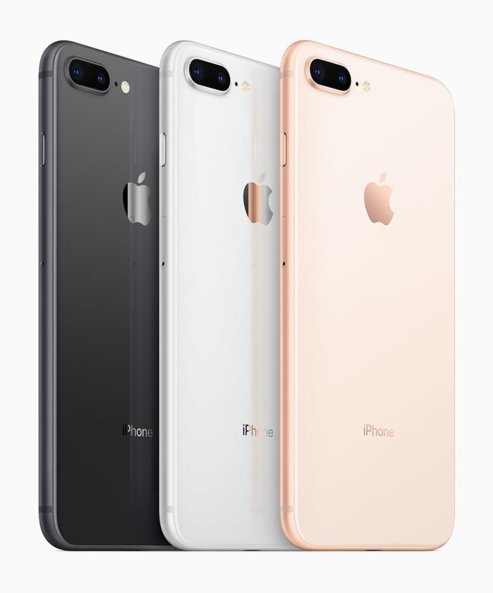 Bild 4 von Apple iPhone 8 Plus mit 64 GB in space grau