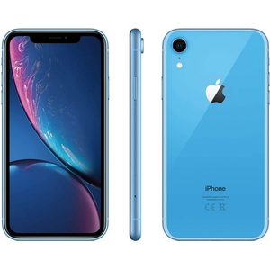 Apple iPhone XR mit 128 GB in blue