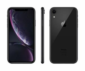 Apple iPhone XR mit 64 GB in schwarz