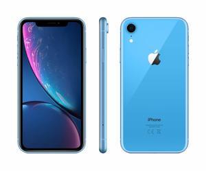 Apple iPhone XR mit 64 GB in blau