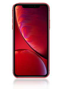 Apple iPhone XR 256GB Dual-SIM (PRODUCT)RED [15,5cm (6,1
