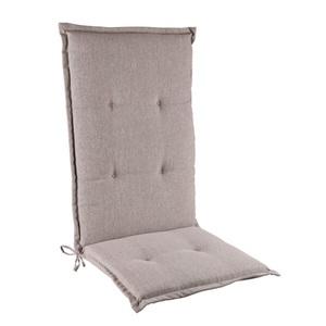 Sitzauflage Hochlehner Polyester Schlamm