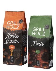 Grill Holzkohle/ Briketts