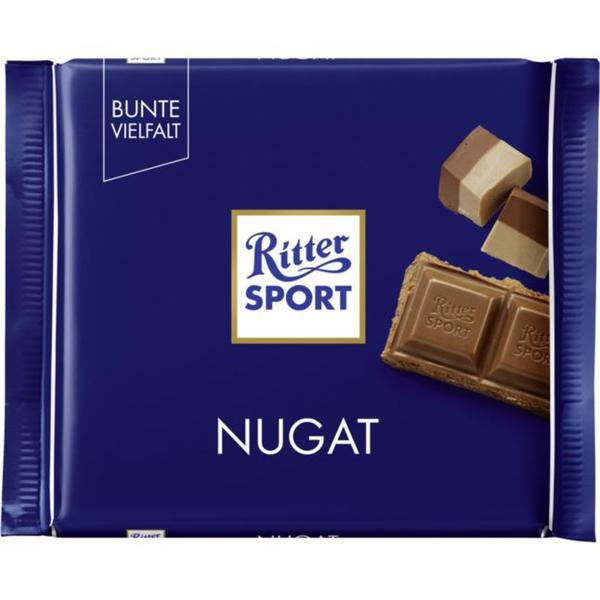 Ritter Sport Nougat Tafelschokolade