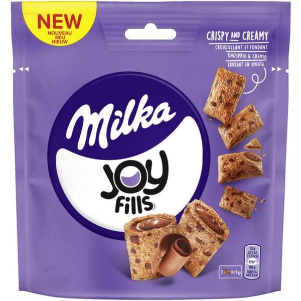 Milka Joy Fills Knuspriges Gebäck 1.43 EUR/100 g