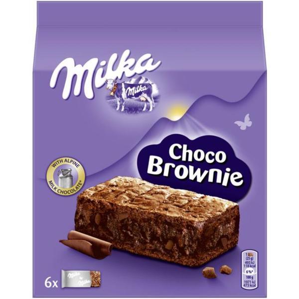 Milka Choco Brownie 1.33 EUR/100 g