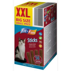 fit+fun Sticks XXL-Multipack 250g