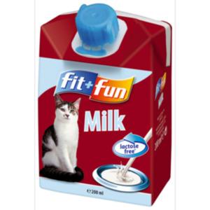 fit+fun Katzenmilch 27x200ml
