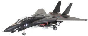 REVELL, Model Set F-14A Tomcat Black Bu, 1:144, 64029