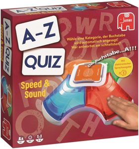 A-Z Quiz - Speed & Sound