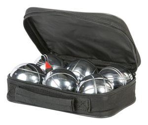 Boule Set aus Metall - 9tlg.