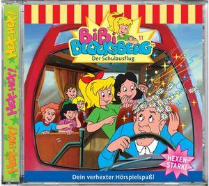 CD Bibi Blocksberg - Der Schulausflug - Folge 11