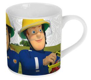 Feuerwehrmann Sam - Kindertasse Porzellan - 200 ml