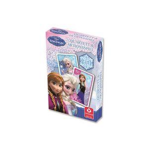 Quartett Kartenspiel - Die Eiskönigin