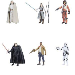 Star Wars Episode 8 Forcelink Figuren Version 1 - ca. 10 cm - verschiedene Modelle zur Auswahl