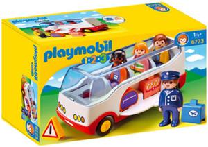 PLAYMOBIL® 6773 - Reisebus - Playmobil 1-2-3