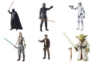 Star Wars Episode 8 Ultimate Figuren - ca. 30 cm - verschiedene Modelle zur Auswahl