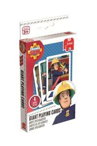 Große Spielkarten - Feuerwehrmann Sam - 36 Karten