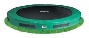 Salta - Bodentrampolin - Excellent Ground - ca. 214 cm - verschiedene Farben