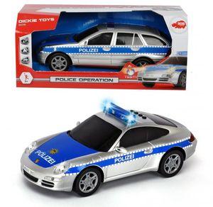 Dickie - Polizeiauto - Police Operation - 1:18 - 1 Stück