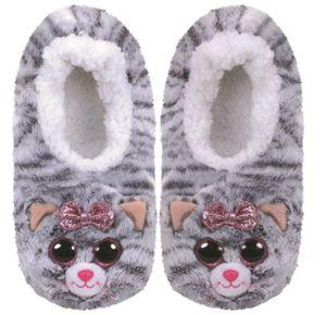 Beany Boo - Hausschuhe - Katze Kiki - Größe 32-34