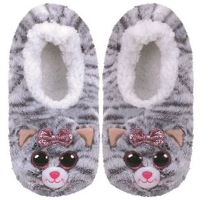 Beany Boo - Hausschuhe - Katze Kiki - Größe 36-38