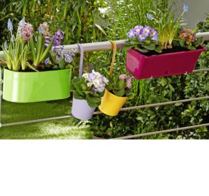 Für Balkon, Terrasse und Garten
