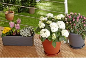 Balkonpflanzgefäße