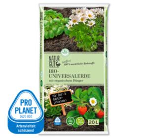 NATURGUT Bio Blumenerde