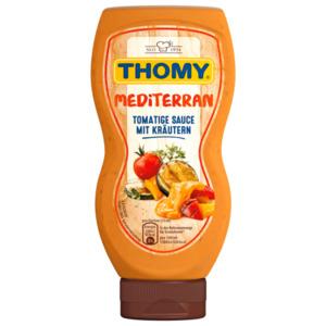 Thomy Mediterrane Sauce mit sonnengereiften Tomaten 230ml