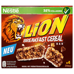 Nestle Lion Breakfast Riegel 4x25g