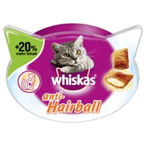 Whiskas Katzenfutter Anti-Hairball 72g