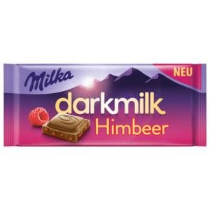 Milka Dark Milk Himbeer 85g