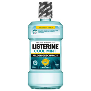 Listerine Mundspülung Coolmint 600ml
