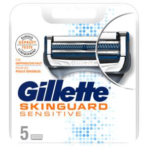 Gillette Klingen Skinguard Sensitive 5 Stück