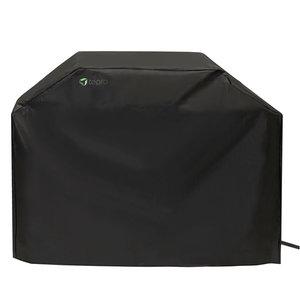 Abdeckhaube für Gasgrill - schwarz - Polyethylen