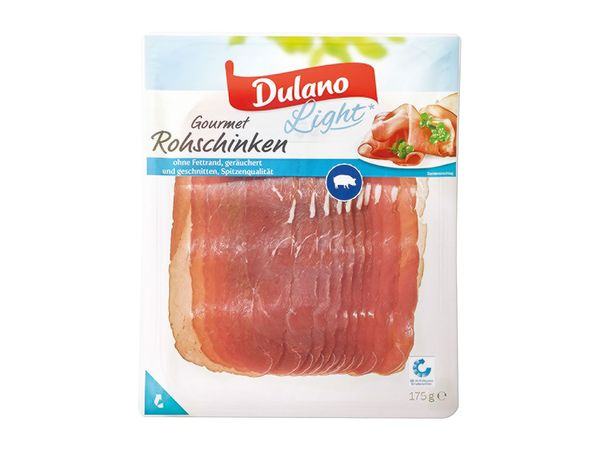 Gourmet Rohschinken Light